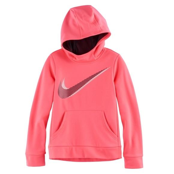 4fc782e741a5 Girls 7-16 Nike Swoosh Therma Fleece Hoodie
